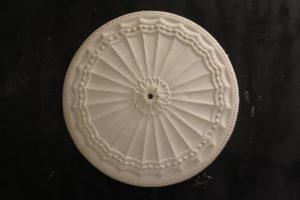 Plaster ornamental centerpieces